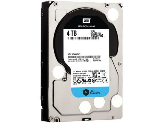 WD4000F9YZ, 4TB, 24 x 7, Se series
