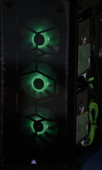 Crystal series 570X RGB