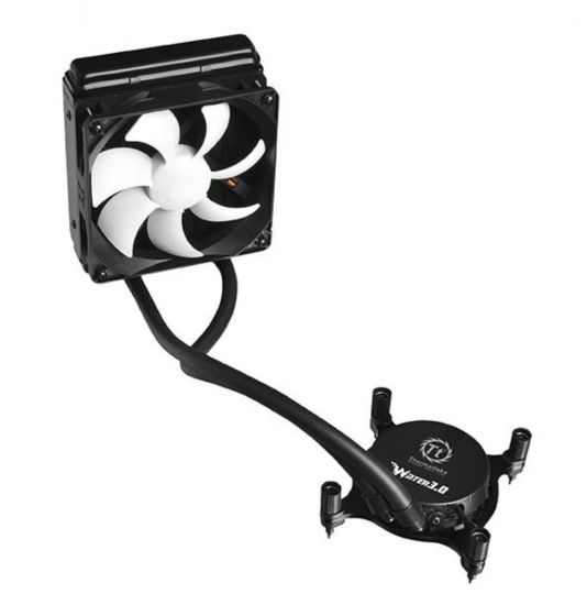 Water 3.0 Performer C with Low noise Cable (LNC), 120mm radiator