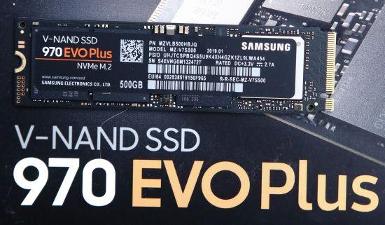 970 EVO Plus 500GB