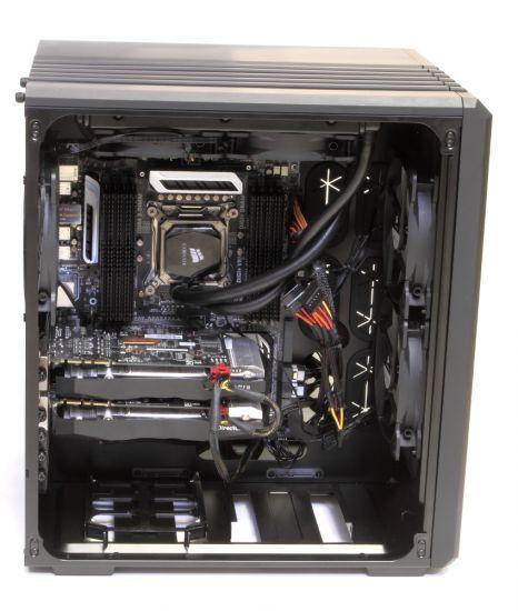 Air 540 High Airflow ATX cube case