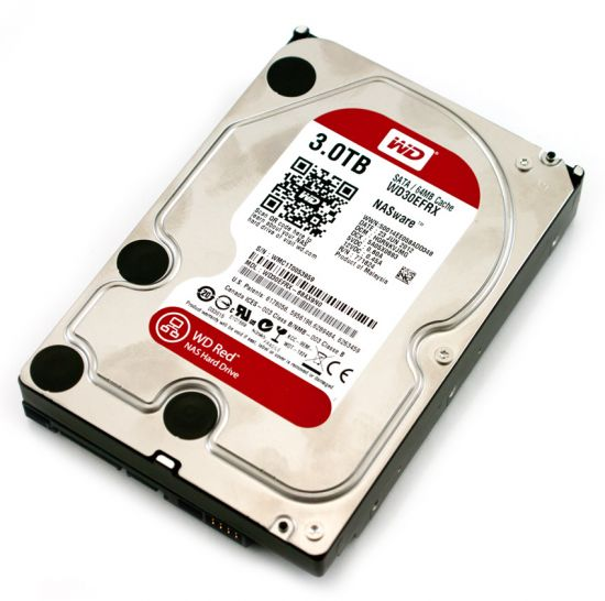 WD30EFRX, 3TB
