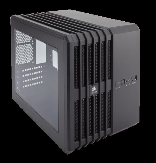 Carbide Air 240 High Airflow MicroATX, MiniATX case