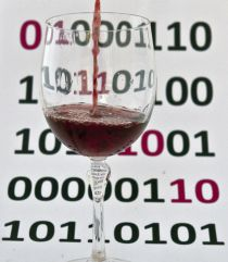 Keep the  red wine  (data) pouring, your SSD (Solid state drive) does it!